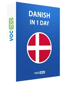 Danish in 1 day
