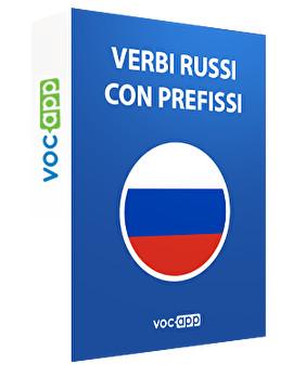 Verbi russi con prefissi
