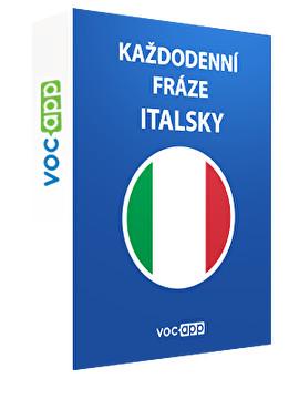 Každodenní fráze italsky