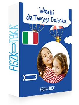 Włoski dla Twojego dziecka
