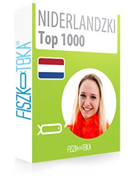1000 najpopularniejszych słów po niderlandzku