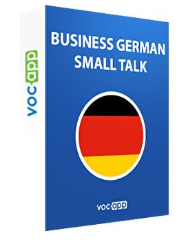 Business German – Small Talk