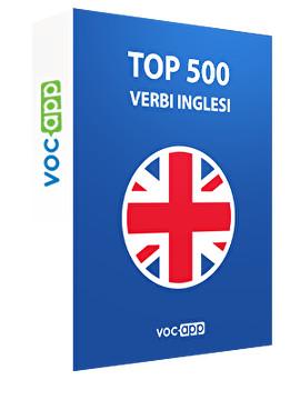 Top 500 verbi inglesi