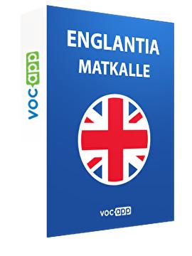 Englantia matkalle