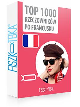 1000 najważniejszych rzeczowników po francusku