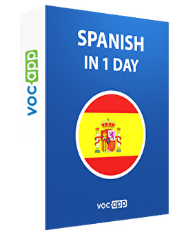 Spanish in 1 day