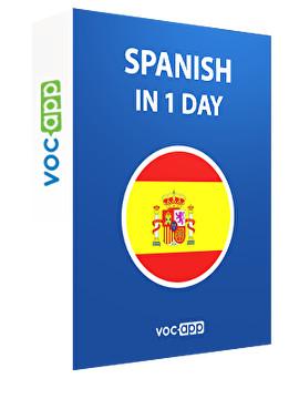 Spanish in 1 day