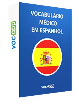 Vocabulário médico em espanhol