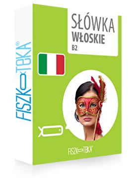 Słownictwo Włoskie na poziomie B2