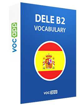 DELE B2 - Vocabulary