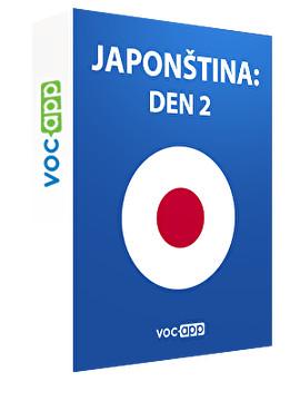Japonština: den 2