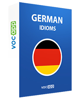 200 German idioms and expressions