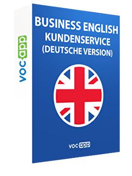 Business English (deutsche Version) - Kundenservice