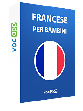 Francese per bambini