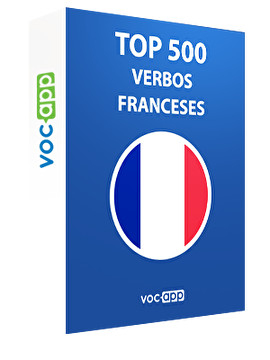 Top 500 verbos franceses