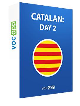Catalan: day 2