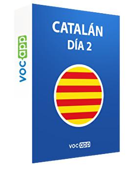 Catalán: día 2