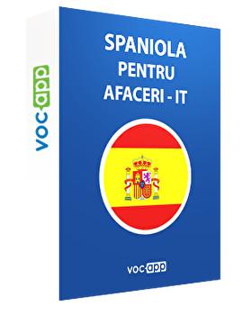 Spaniola pentru afaceri - IT