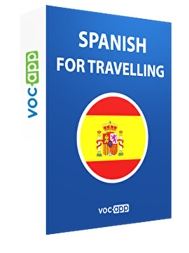 Spanish for travelling