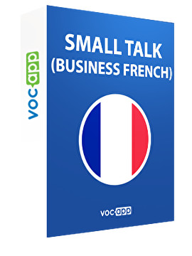 Small talk (Business French)